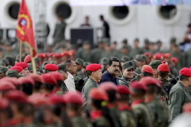 Según Maduro, entre marzo y mayo hubo tres intentos de golpe de Estado