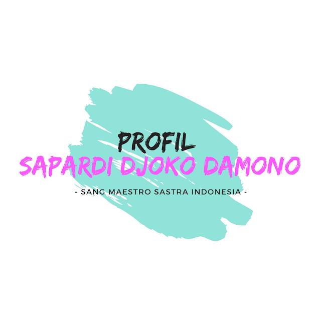 Sapardi Djoko Damono Biografi