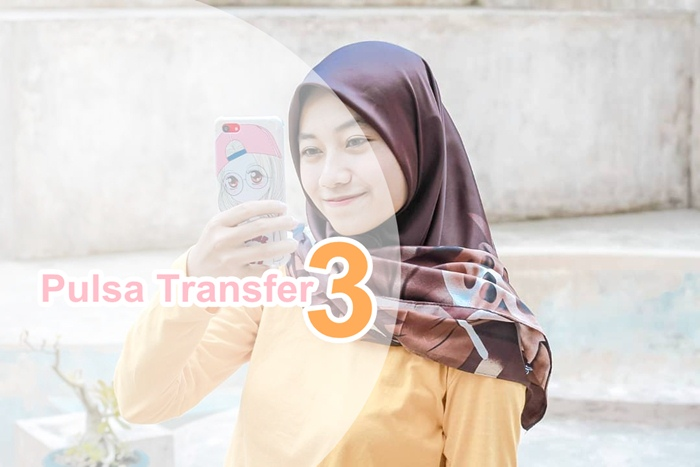 Pulsa Transfer Tri- IGheemadah