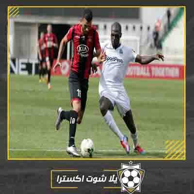 بث مباشر مباراة اتحاد الجزائر وجورماهيا