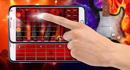aplikasi gitar android - Gitar menjadi salah satu alat musik yng cukup populer sekali di Indonesia bahkan di dunia, sekarang ini sudah tersedia aplikasi musik yang dapat digunakan untuk menjalankan sebuah gitar. Jika kamu pengguna setia gitar saya sangat merekomendasikan aplikasi ini.
