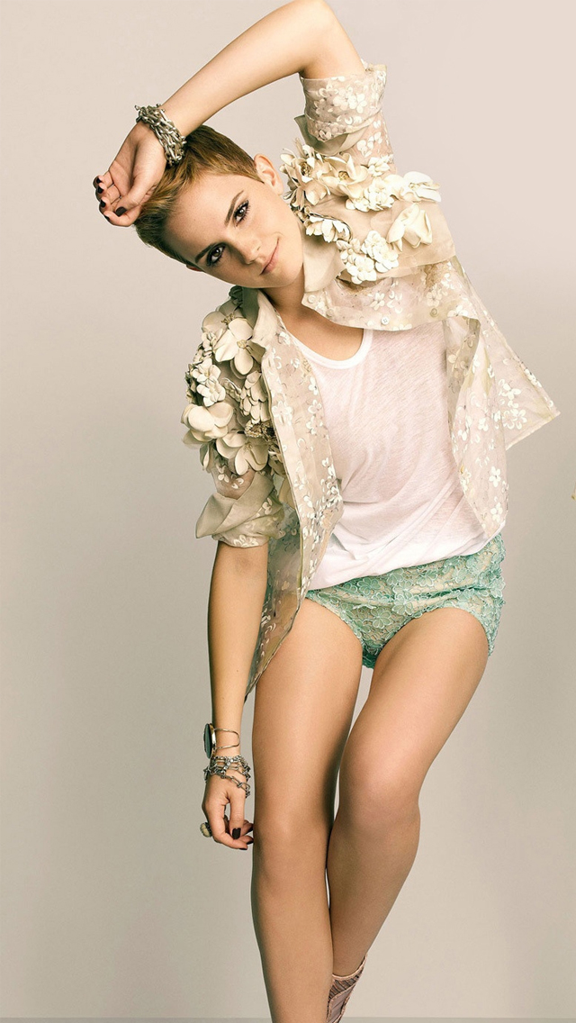 Free iphone wallpapers download iphone wallpapers april - Emma watson iphone ...