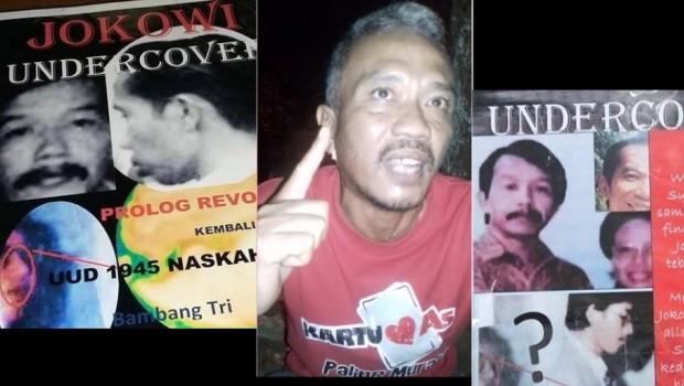 Menyedihkan! Begini Ternyata Proses Pembuatan Buku Jokowi Undercover