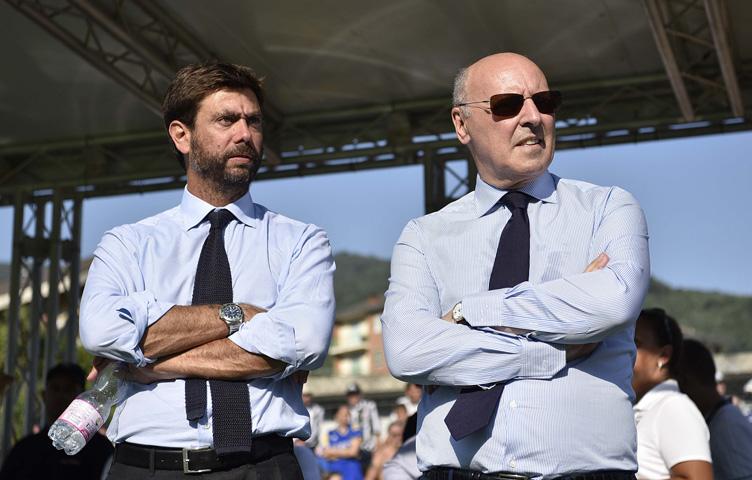"Marotta: ""Real je bio bolje opremljen za osvajanje trofeja"""