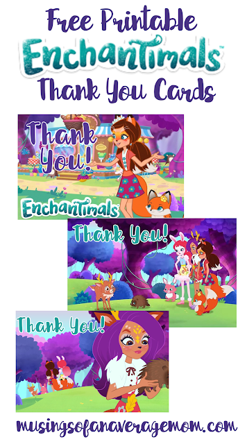 enchantimal printables