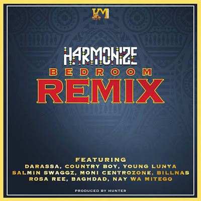 Harmonize Ft Darassa, Country Boy, Young Lunya, Moni, Billnass, Rosa Ree, Baghdad - Bedroom Remix