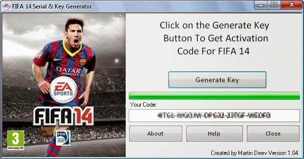 Serial key generator online