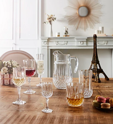 Crystal Glassware on Sale at Macy's