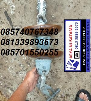 Jual Alat Listrik Hang Isolator 1 set di Balikpapan