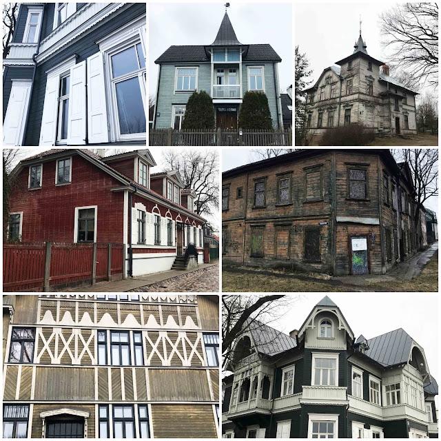 Kipsala Wooden Houses The Touristin Riga Latvia