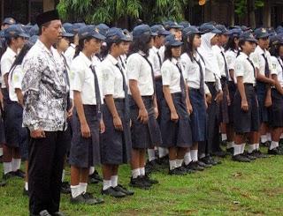 Siswa SMP/MTs pindah sekolah
