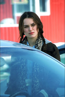 the jacket keira knightley