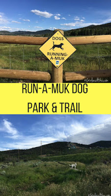 Run-a-Muk Dog Park & Trail, Hiking in Utah with Dogs