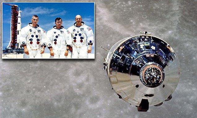 Apollo 10 Astronauts Heard Unexplained 'MUSIC' on far side of the Moon