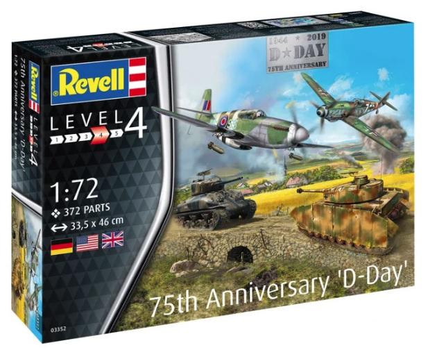 Revell:  75th Anniversary