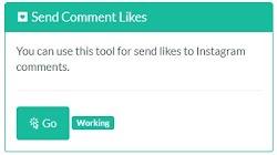 Auto Like Comment Instagram Top Komentar Work