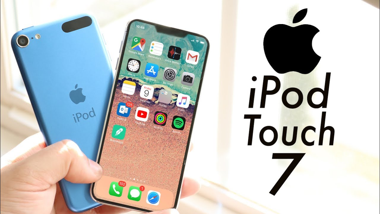 New iPod Touch 7th Generation Review