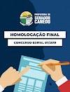 Senador Canedo: Concurso Público é homologado