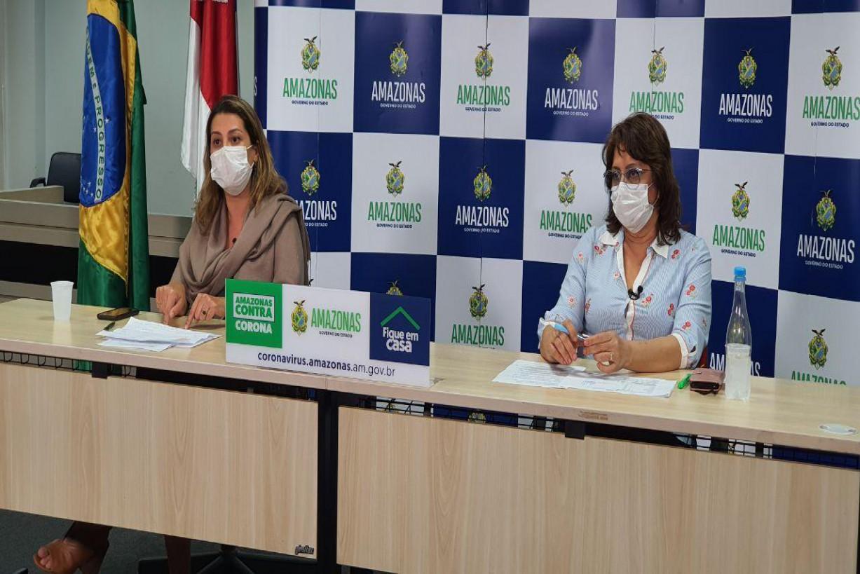 Amazonas tem mais de 635 Recuperados do novo Coronavírus
