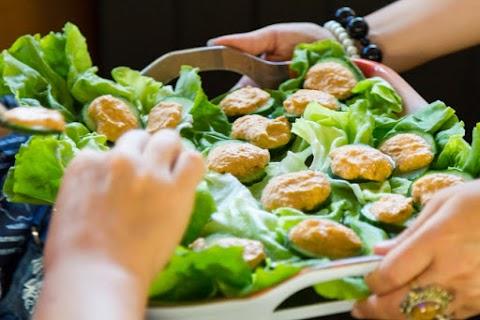 A hétvégén rendezik a vegetáriánus fesztivált