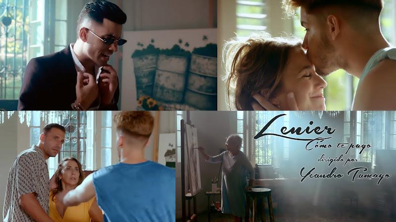 Lenier - ¨¿Cómo te pago? - Videoclip - Director: Yeandro Tamayo. Portal Del Vídeo Clip Cubano