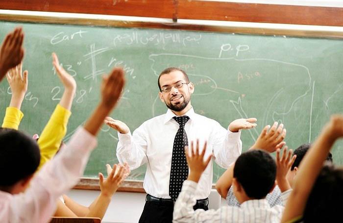 karangan bahasa arab tentang guru kesayangan
