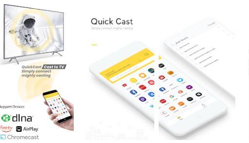 quick cast pro apk roku app