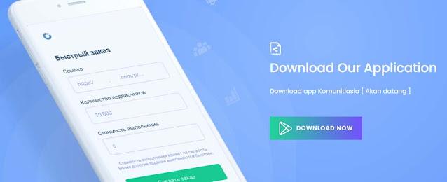 Download aplikasi komunitiasia.com
