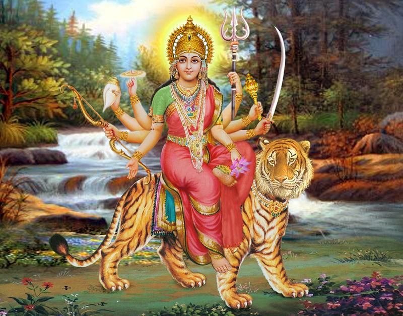 Maa Sherawali image full hd download photos for whatsapp