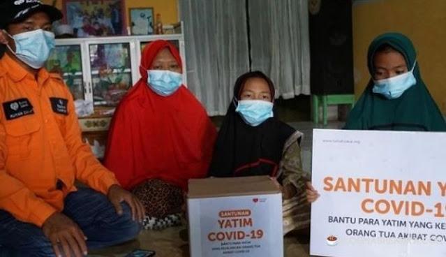 Program Rumah Zakat Santunan Yatim dan Dhuafa