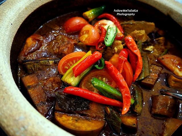 Kari Ikan Dengan Bendi Fish Curry With Okra