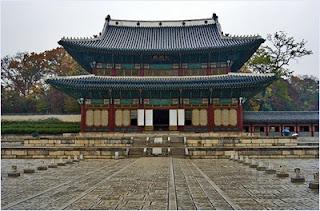 พระราชวังชางด๊อก (Changdeokgung Palace)