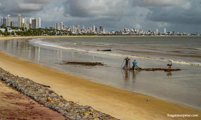 Praias de João Pessoa, Paraíba