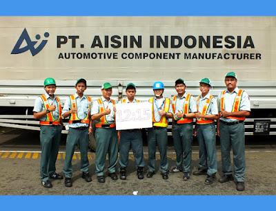 Lowongan Kerja Jobs : Operator Produksi Min SMA SMK D3 S1 PT Aisin Indonesia Automotive