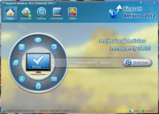 KingSoft antivirus segurança