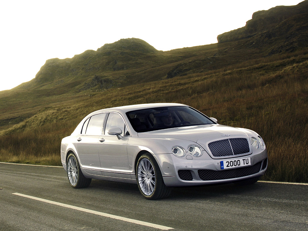 All Bout Cars Bentley Continental Flying Spur