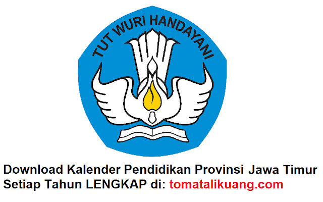 kalender pendidikan provinsi jawa timur tahun pelajaran 2020 2021 tomatalikuang.com
