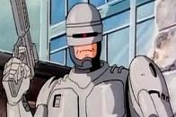 Desenho Animado Robocop o Policial do Futuro