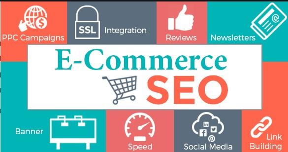 ECommerce SEO Service