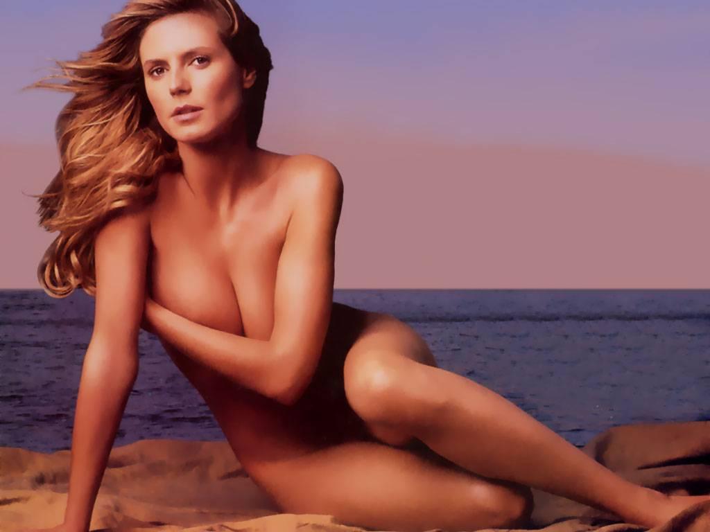Possible Heidi klum naked hot sorry