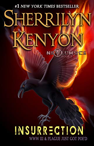 Insurrection: Witch of Endor (Nevermore Book 1) by Sherrilyn Kenyon (UF/PNR)
