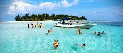 Gambar Pulau Harapan