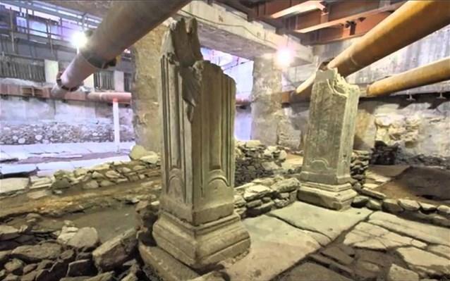 Σταθμός Βενιζέλου: Με απεργία και αποχή «σταματούν» τα έργα οι αρχαιολόγοι
