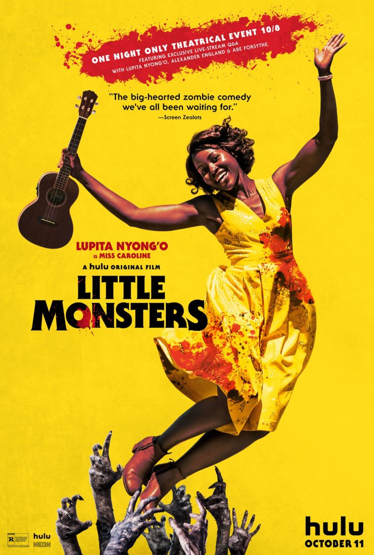 Little Monsters Pôster