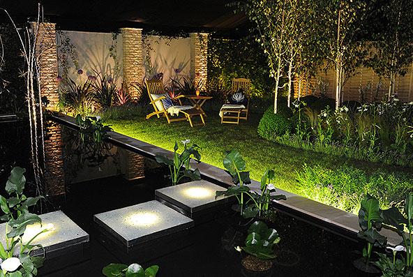 Kari Beardsell Blue Bridge Garden Design Show Time For