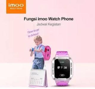 Jam Tangan Pintar Untuk Anak Imoo Watch