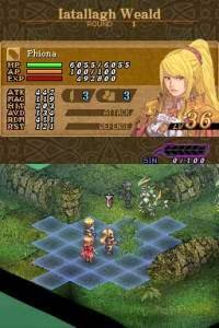 Valkyrie Profile Covenant game nds rom dowloand free