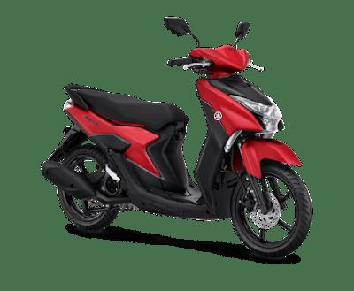 Warna, Fitur, dan Spesifikasi Gear 125 2021