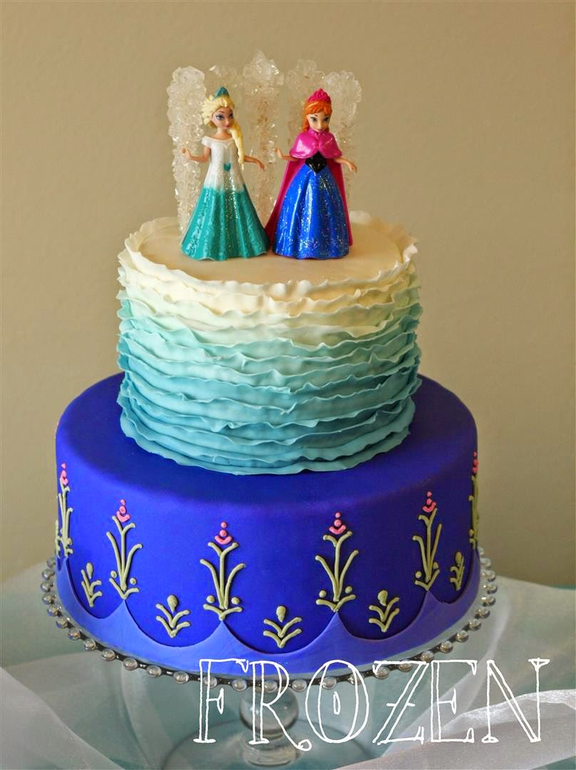 Patty Cakes Bakery Frozen Birthday Party