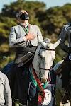 Gilberto Filipe: Tricampeão Nacional Masters em Equitação de Trabalho